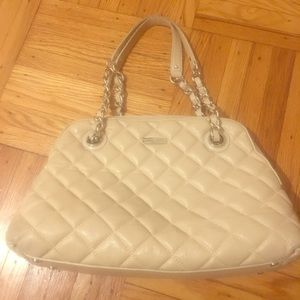 Kate Spade quilted Leather Bag!